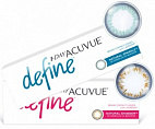 Контактные линзы 1 Day Acuvue Define